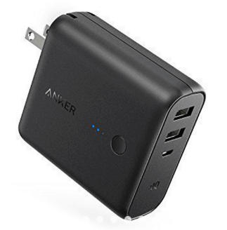 4. Anker PowerCore Fusion 5000mAp