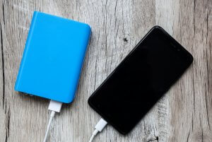 10,000mAh Power Bank for Several Charges