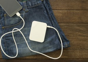 Lightweight 200g Power Banks are Perfect to Carry Around