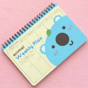 6. YBC Daily Weekly Planner