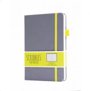 4. Scribbles That Matter (Pro version) Dotted Journal Notebook Diary A5
