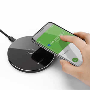7. Ugreen QI Fast Wireless Charger Pad