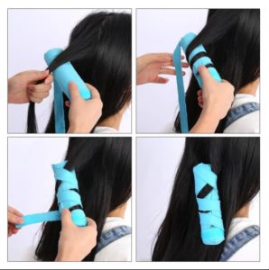 1. Sweetbaby Sponge Roller Styler in Sleep