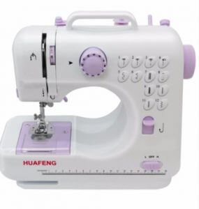 Compact size sewing machine