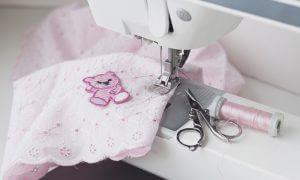 Embroidery function