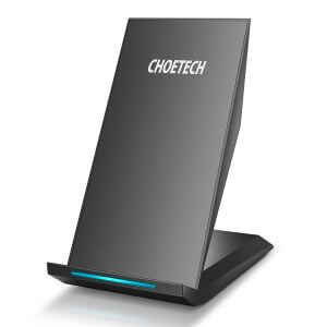 10. CHOETECH Fast Wireless Charger