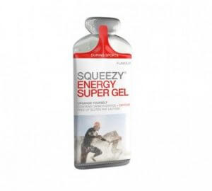 9. Squeezy Energy Super Gel