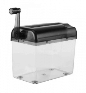 10. OEM A6 Portable Mini Manual Paper Shredder