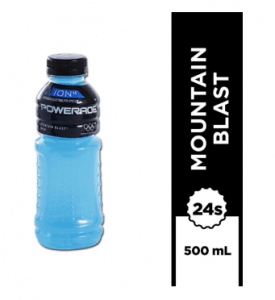 8. Powerade Mountain Blast