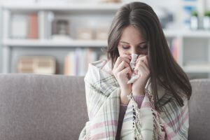 B-Group Vitamins and Vitamin C for Colds