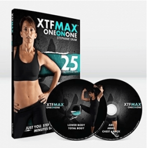 1. XTFMAX One on One: 30 Day DVD Workout Program