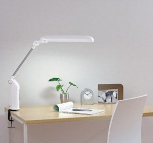 Clamp Type to Save Desk Space
