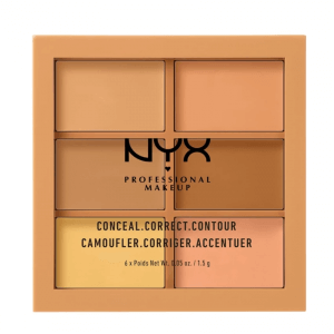 10. Nyx 3CP02 Professional Makeup Concealer