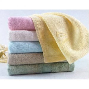 1. On Takenosho Bamboo Fiber Face Towel TZ-10