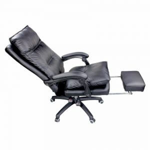 "Resting is Part of Your Job?! ""Office Chair with Reclining Feature"""