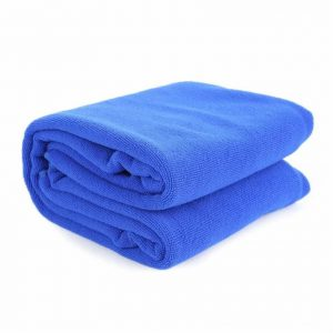"Highly Absorbent and Quick Dry: ""Microfiber"""