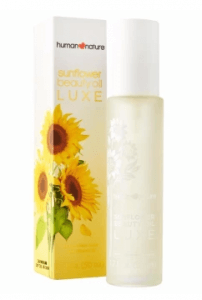 7. Human Nature 100% All Natural Sunflower Beauty Oil LUXE
