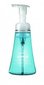9. Method Naturally Derived Foaming Hand Wash