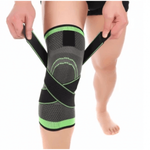 6. Mumian 1-Piece 3D Pressurized Knee Supporter