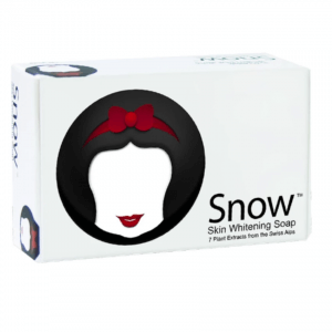 1. Snow Skin Whitening Soap
