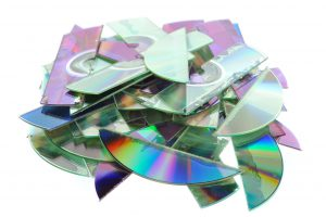 Capability Of Cutting CDs and Cards