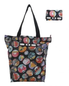 9. Parachute Shopping Tote Bag
