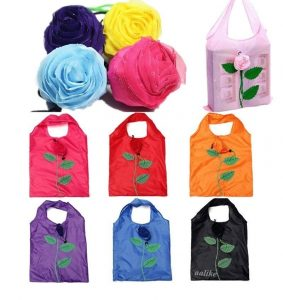 4. Unbranded Rose Flower Eco Bag