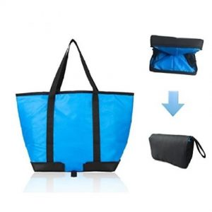 1. XMBEDERT Insulated Foldable Grocery Bag