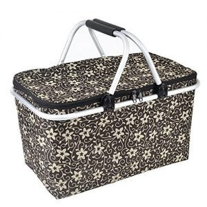 9. Wishpool Insulated Picnic Basket