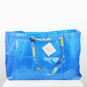 8. IKEA FRAKTA Shopping Grocery Bag