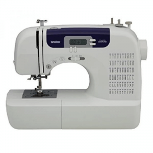 10. Brother Computerized Sewing Machine CS6000i
