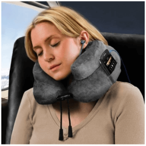 5. Cabeau Air Evolution Inflatable Travel Neck Pillow
