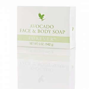 5. Forever Living Avocado Face & Body Bar Soap