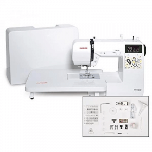 4. Janome Computerized Sewing Machine JW8100