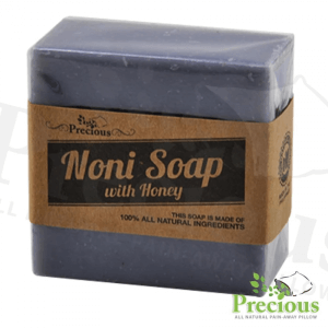 2. Precious Pad Nature's Noni Bar Soap with Honey