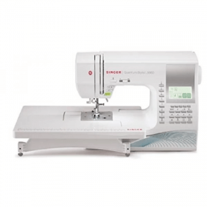 8. Singer Quantum Stylist Electronic Sewing Machine 9960