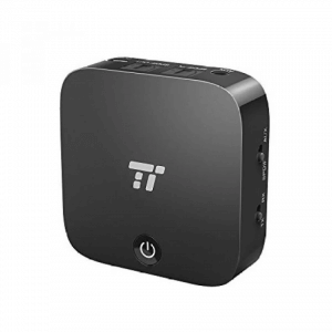 7. TaoTronics Bluetooth Transmitter and Receiver