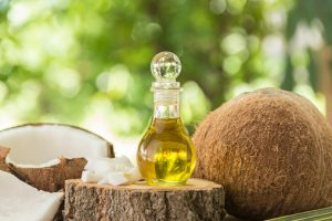 Coconut Oil for Hair Care