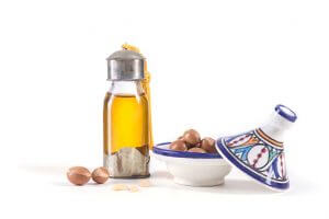 Argan and Almond Oils for Skin Whitening