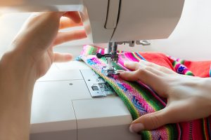 Check Programmable Sewing Patterns and Seams