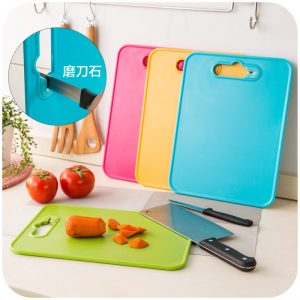10. Call U Creative Plastic Cutting Board