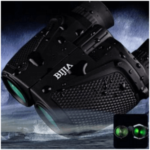 5. Bijia Porro BK4 Prism Waterproof 12×25 HD Night Vision Binocular
