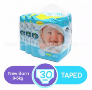 2. Elite Newborn Baby Diaper