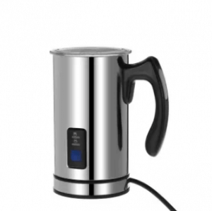 2. Homgeek Stainless Steel Automatic Electric Milk Frother
