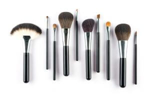 Check the Different Types of Makeup Brush Included in the Set