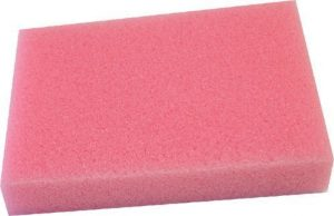 Foam Sponges for Durability and Less Bacteria