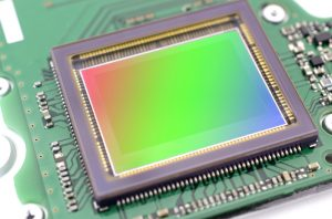 Large-Sized Sensors for High-Quality Images
