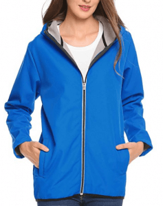 Soft Shell for Easy, Breathable Movement