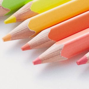Oil-Based Colored Pencils: Produce Great Color, for Children's Coloring Books to Adults' Coloring Books