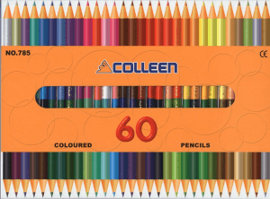 7. Colleen 60 Colored Pencil Dual Ended